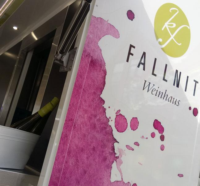 Fallnit Weinmobil